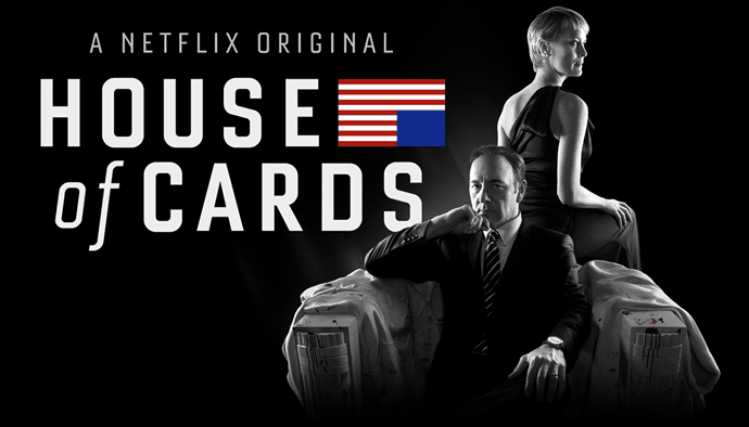 Watch House of Cards for real life politics