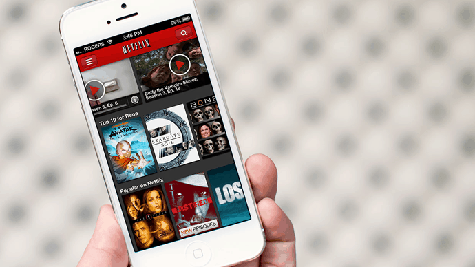 Use your iPhone to watch on the go entertainment