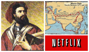 Chinese adventures with Marco Polo