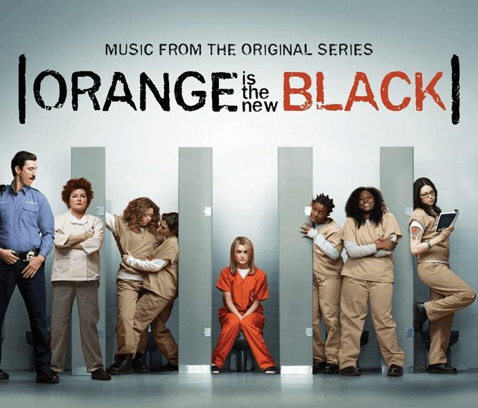 Jail time drama - Orange is the new black