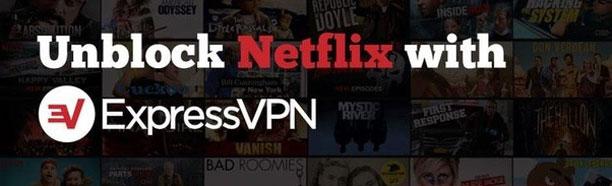 ExpressVPN unblock US Netflix