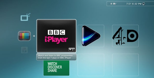 VPN to access Channel 4 On Demand