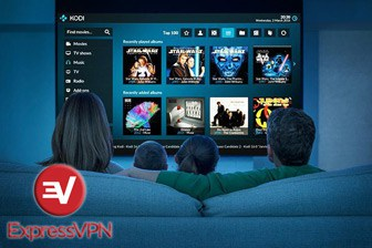 Kodi with VPN