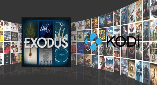 Exodus Kodi TV Addon
