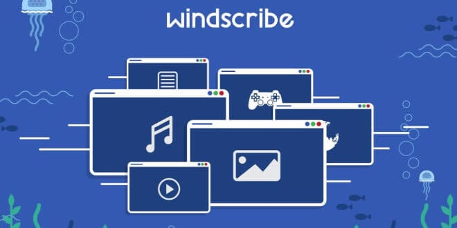 Windscribe reviews