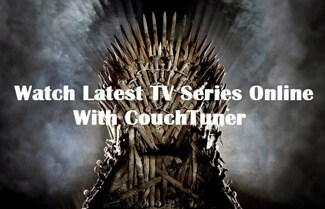 Couchtuner for TV Series
