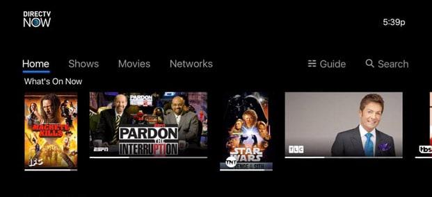 DirecTV and VPN