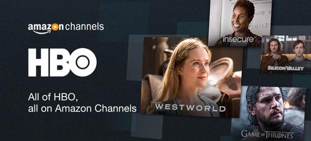 Westworld with Amazon Prime