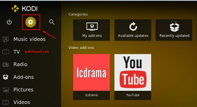 ICDrama with VPN