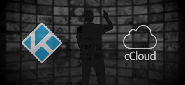 cCloud on Kodi