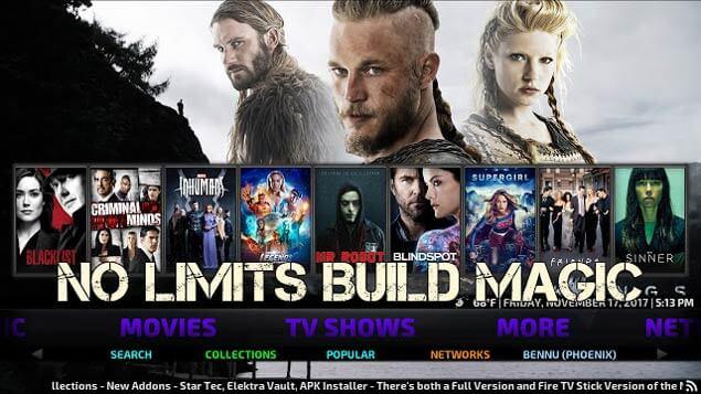 Limits Magic Build