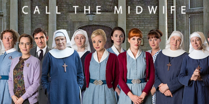 Cast of the Call the Midwife