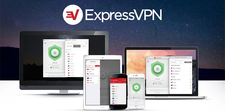 Express VPN Features