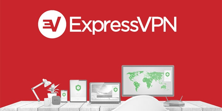 ExpressVPN world's favourite VPN.