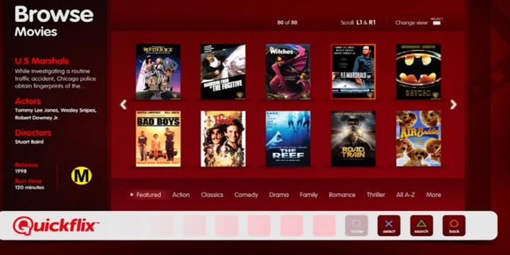 Quickflix alternatives for Netflix