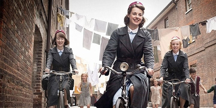 Watch Call the Midwife Episodes in New Zealand