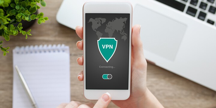 VPN for apple