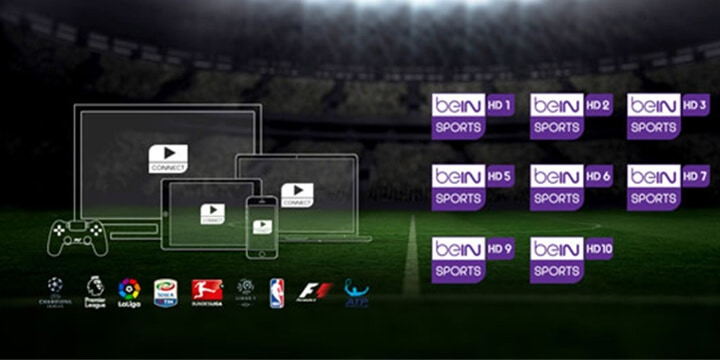 beIN connect app