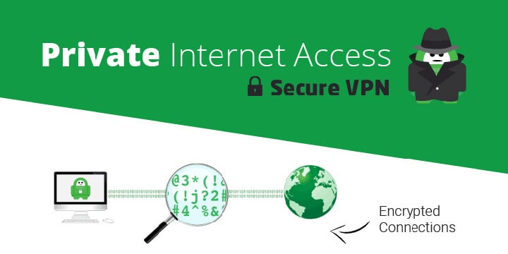 PIA offers as a secure VPN