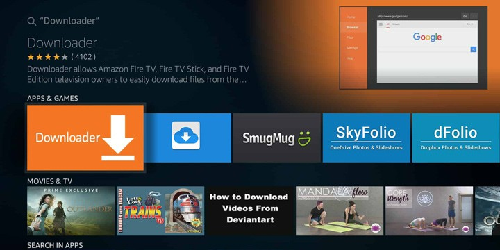 installing Kodi on your FireStick TV device