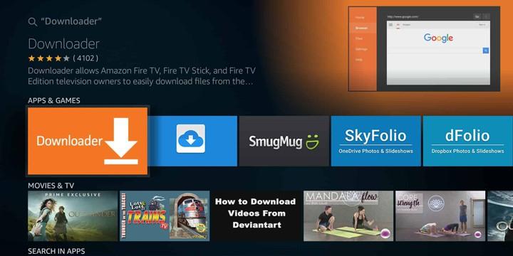 installing Kodi on your FireStick TV device
