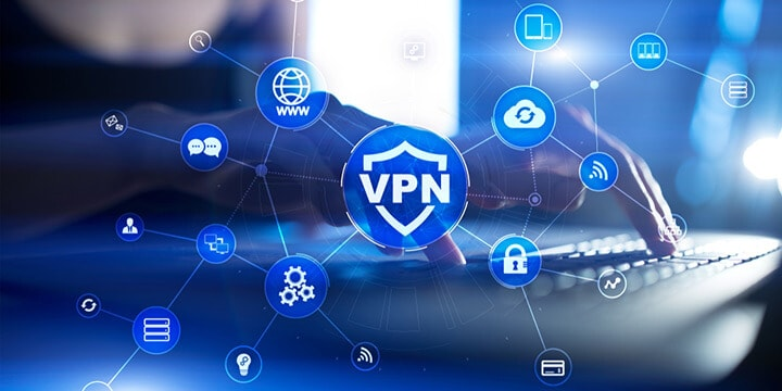 using vpn to change country for Goolge Play