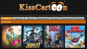 Kiss Cartoon free online streaming for cartoons