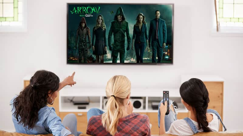 Best VPN for Watching Arrow Online
