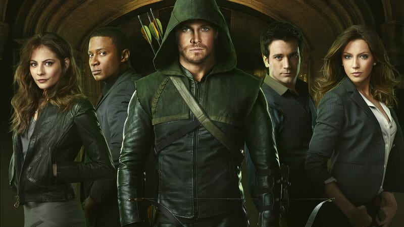 Watch Arrow Online a DC comics character