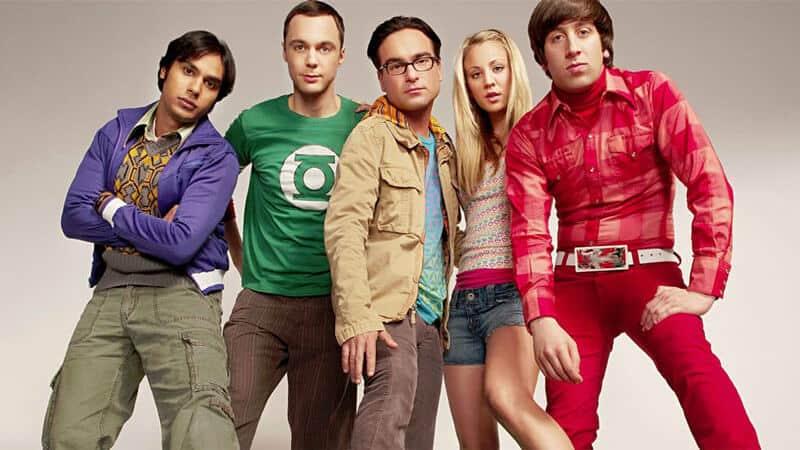 Watch Big Bang Theory using Best VPN