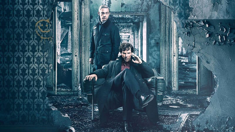 Watch Sherlock Season Online