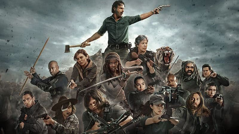 Watch The Walking Dead using VPN to bypass geo-restrictions
