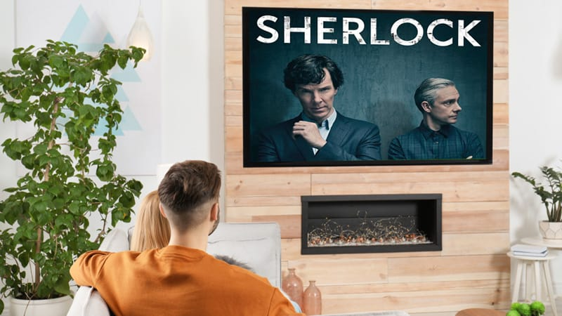 best VPN to Watch Sherlock Online