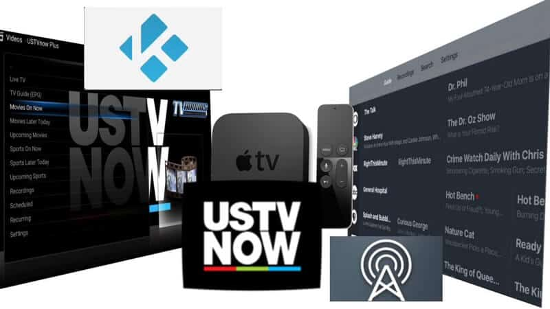 USTVNow streaming services