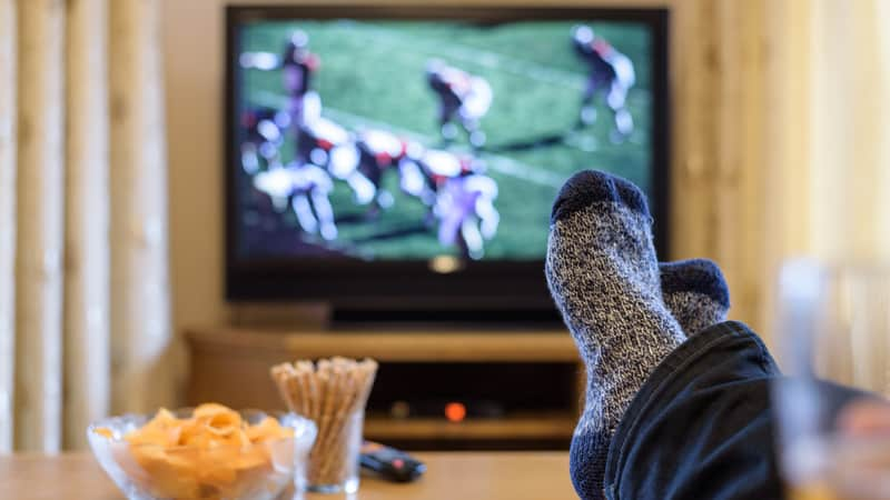 Watch NFL using VPN to bypass georestrictions
