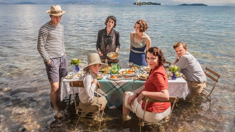 Durrells TV Series