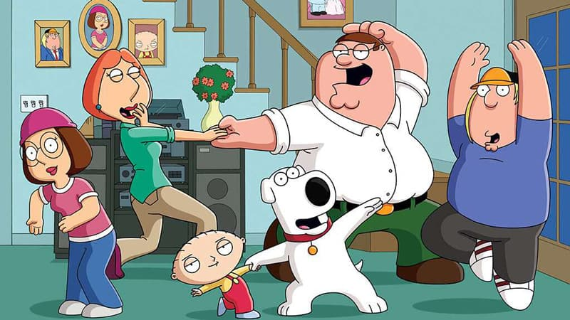 Watch Family Guy Online animated show from FOX