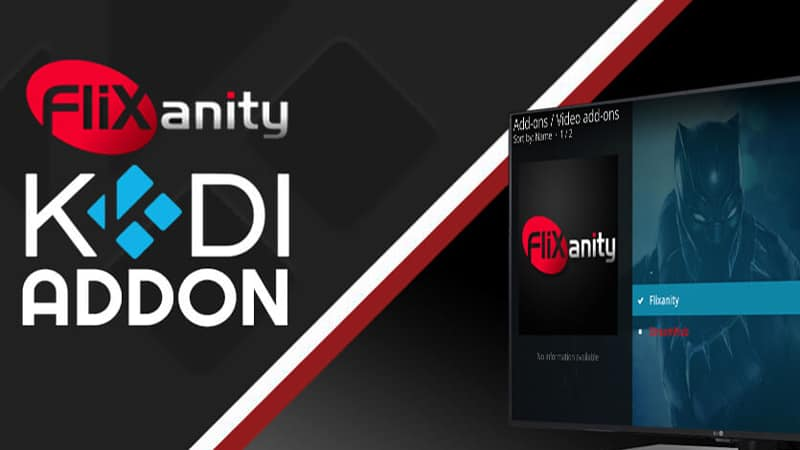how to install the Flixanity Kodi add-on