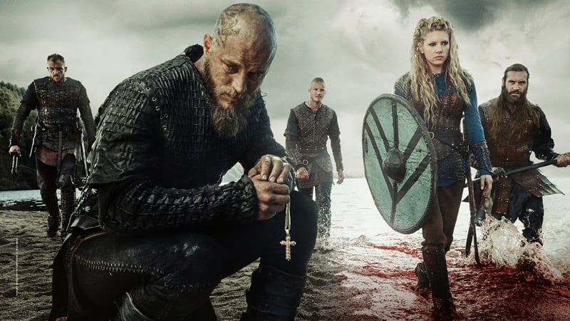 Watch Vikings Online of History Channel