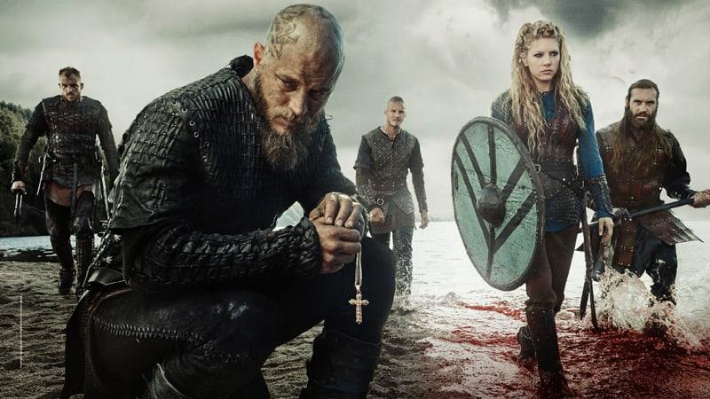 Watch Vikings Online of History Channel