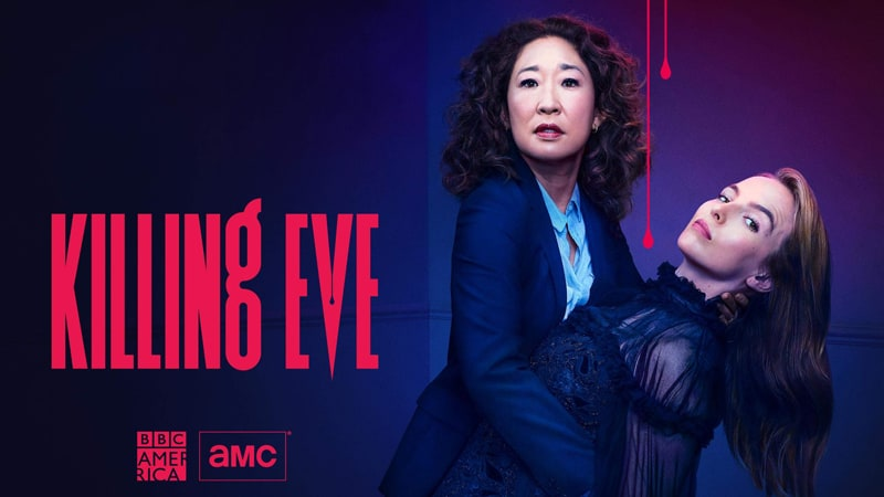 Watch Killing Eve Online on BBC