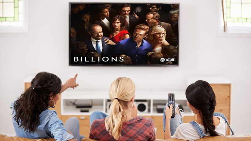 Best VPN to stream Billions
