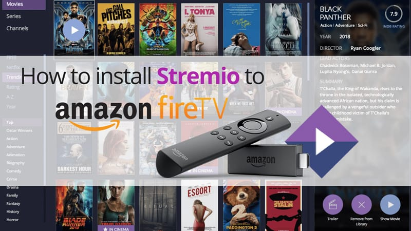 install and setup Stremio on your device