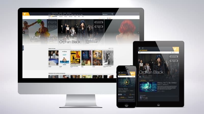 SBS On Demand streaming service