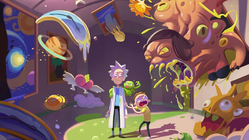 best places to stream Rick & Morty online
