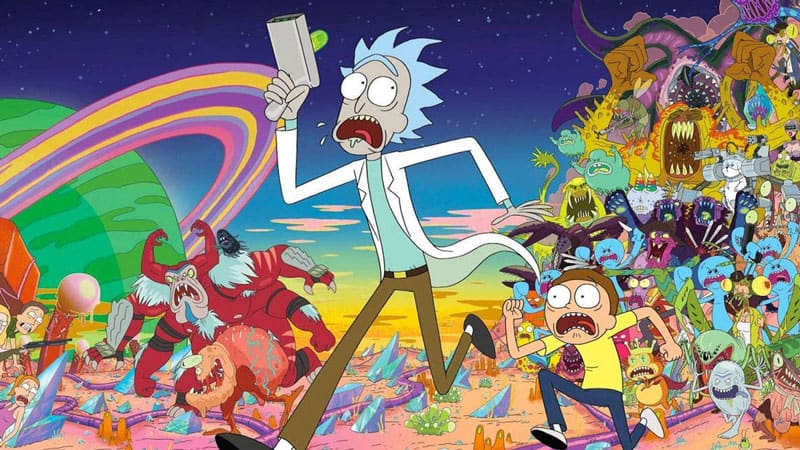 recommended VPN to watch Rick and Morty online