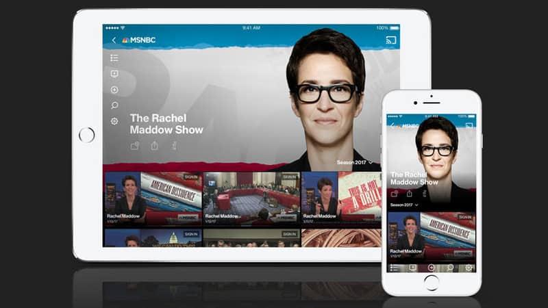 Best VPN to watch MSNBC Online