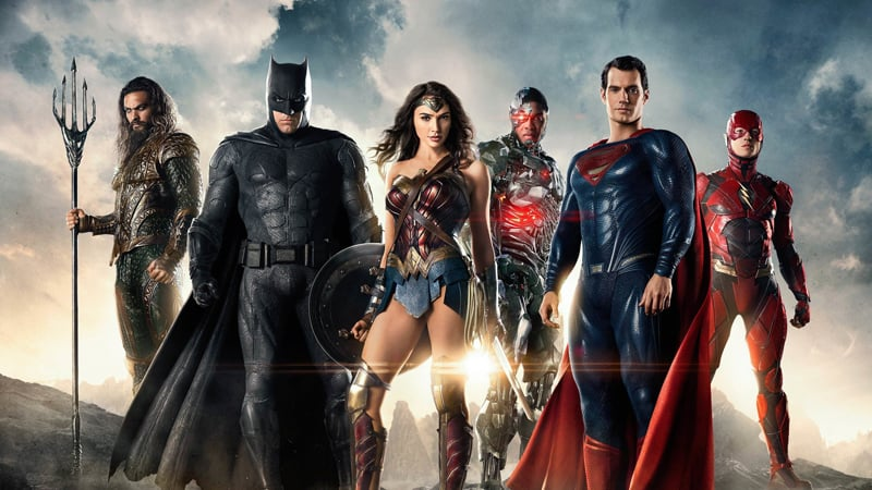 Watch Justice League HD Online