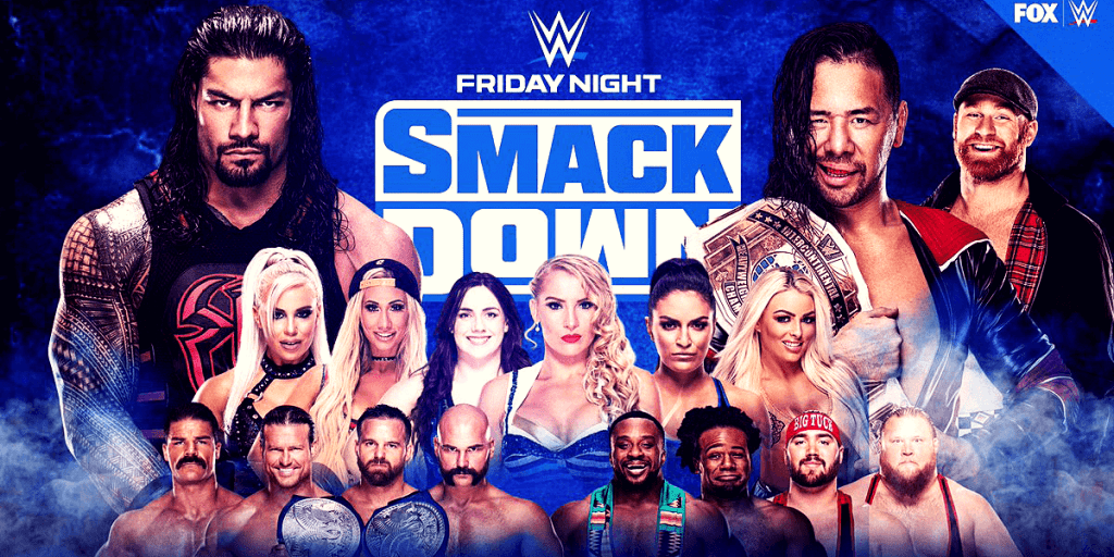 How to Watch WWE Smackdown Live in New Zealand