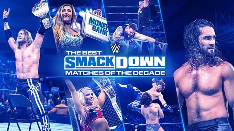 Watch WWE Smackdown Live in New Zealand